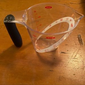 OXO Plastic Measuring Cup